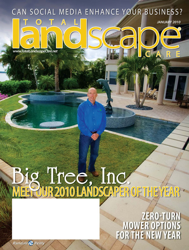 Big Tree Landscaper of the Year